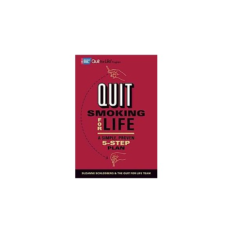 Quit Smoking for Life (Paperback)