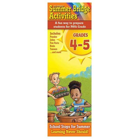 Summer Splash Travel Activity Book, Grade 4 (Paperback)