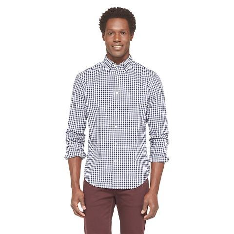 Men's Gingham Shirt - Merona®