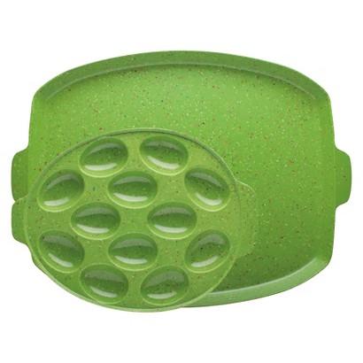 Zak Designs®  Sprinkles Serving Tray Set of 2