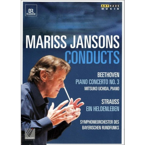 Mariss Jansons Conducts: Beethoven/Strauss (Widescreen)