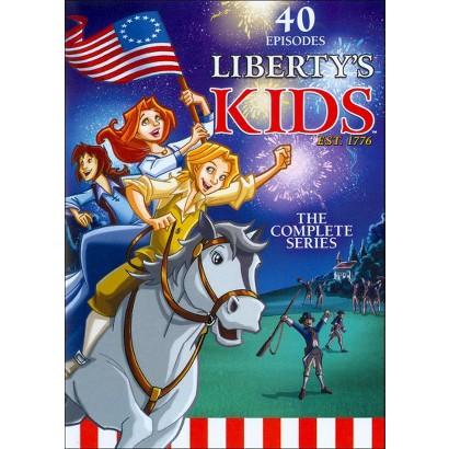 Liberty's Kids: The Complete Series (4 Discs)