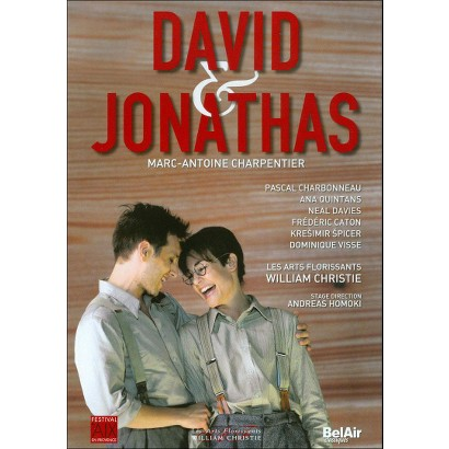David & Jonathas (Widescreen)