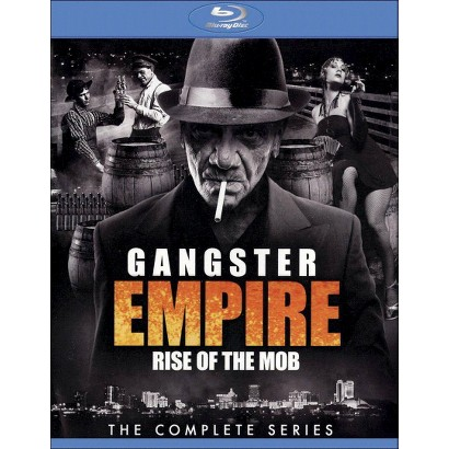 Gangster Empire: Rise of the Mob - The Complete Series (Blu-ray)