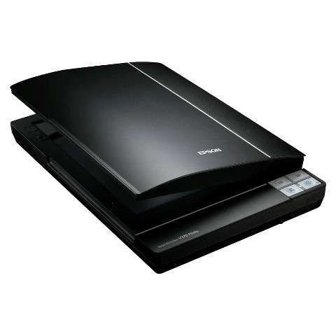 Epson Perfection V370 Color Scanner - Black (B11B207221)