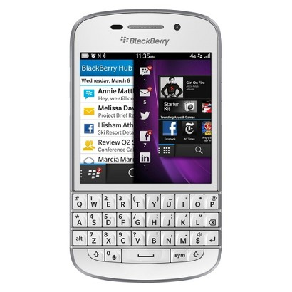 Blackberry Q10 Unlocked Cell Phone for GSM Compatible