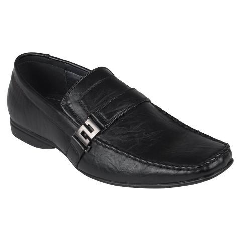 Men's Boston Traveler Slip-on Loafers - Black