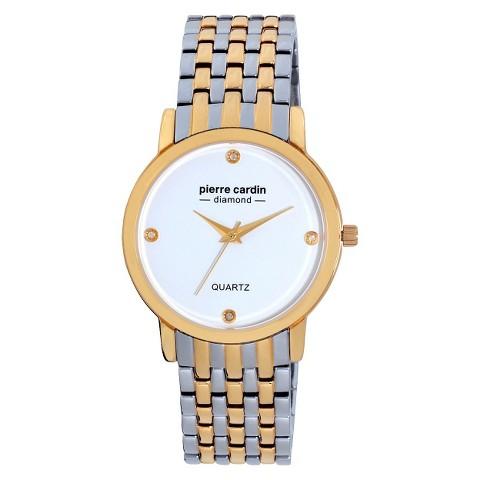 Men's Pierre Cardin Diamond Dial Watch