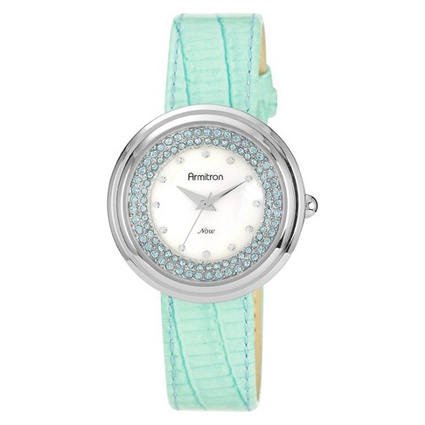 Women's Armitron Strap Watch - Blue