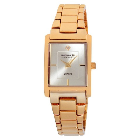 Women's Pierre Cardin Diamond Dial Watch