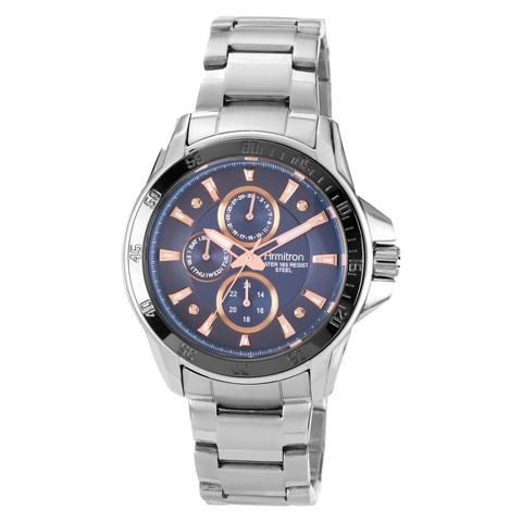 Men's Armitron Dial Watch - Blue