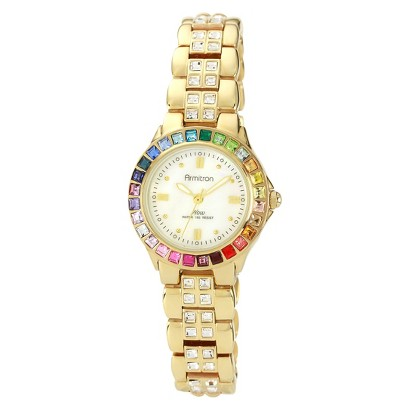 Women's Armitron Crystal Watch