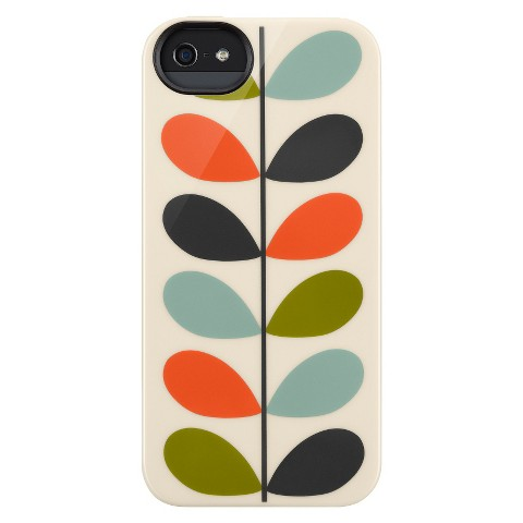 Belkin Orla Kiely iPhone 5 Case - Multi-Stem