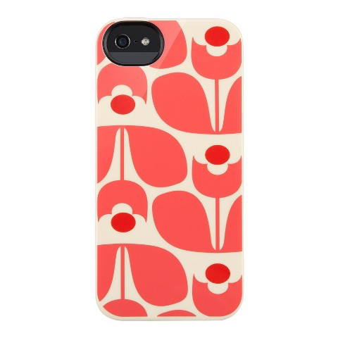 Belkin Orla Kiely iPhone 5 Case - Wallflower