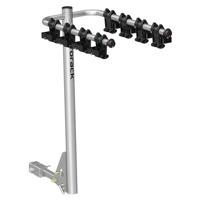 ProRack 4bike Hitch Crrier - Black/Silver