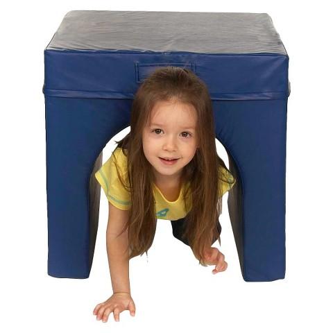 foamnasium™ Tunnel/Table Play Furniture - Blue