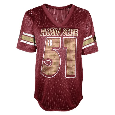 Juniors' Florida State Seminoles Football Jersey - Red