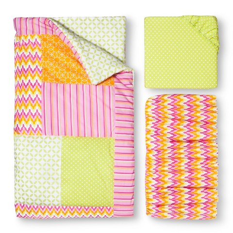 Trend Lab Savannah 3pc Crib Bedding Set