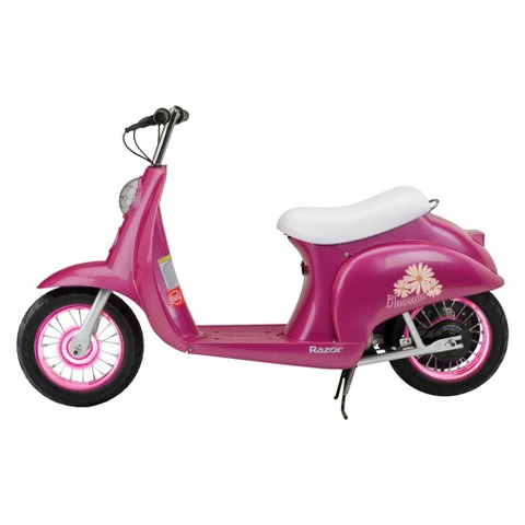 Razor® Pocket Mod Blossom Scooter with Lighted Valve