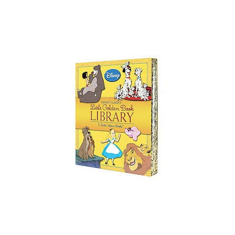 Disney Classics Little Golden Book Library (Hardcover)