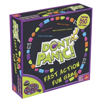 Don't Panic! Board Game