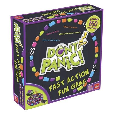 Don't Panic Game