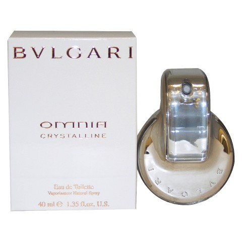 Women's Bvlgari Omnia Crystalline by Bvlgari Eau de Toilette Spray