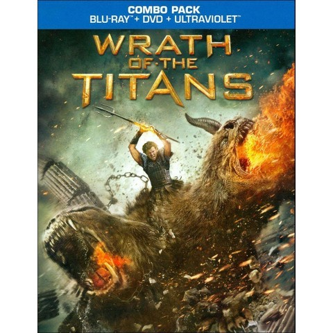 Wrath of the Titans (With Movie Money) (Blu-ray)