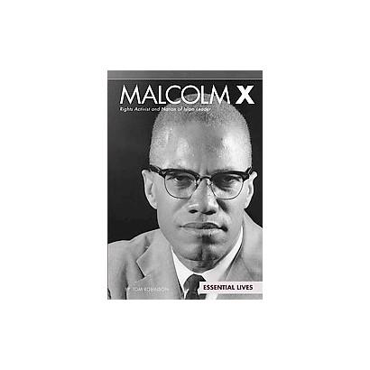 Malcolm X (Hardcover)