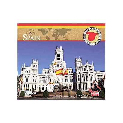 Spain (Hardcover)