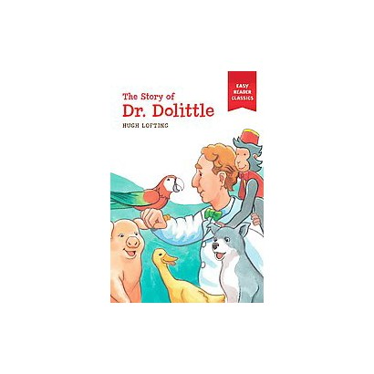 Story of Dr. Dolittle (Hardcover)