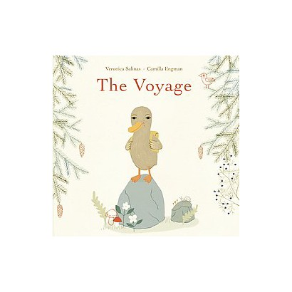 The Voyage (Reprint) (Hardcover)