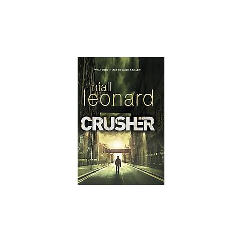 Crusher (Reprint) (Paperback)