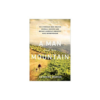 A Man and His Mountain (Hardcover)
