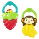 Bright Starts Vibrating Teether - Assorted Colors