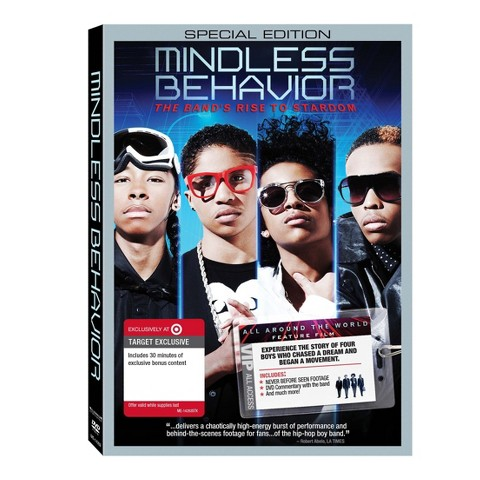Mindless Behavior: All Around the World - Only at Target