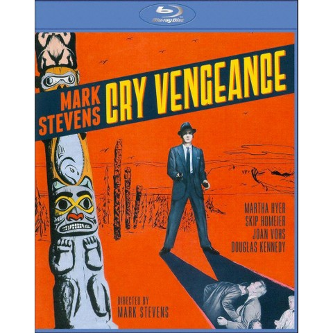Cry Vengeance (Blu-ray) (Widescreen)