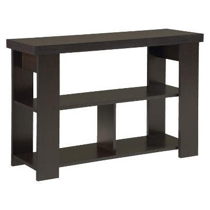 Ameriwood Industries Hollow Core Sofa Table - Espresso