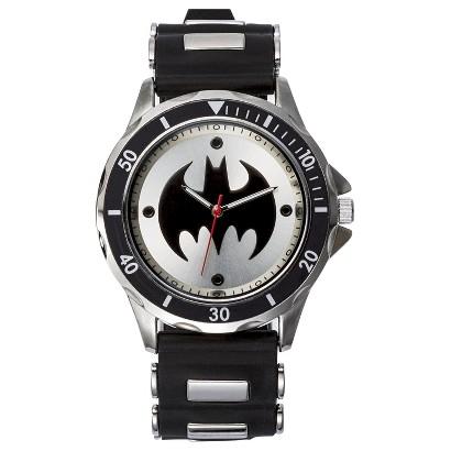 Batman Analog Wristwatch - Black