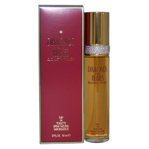Women's Diamonds and Rubies by Elizabeth Taylor Eau de Toilette Spray