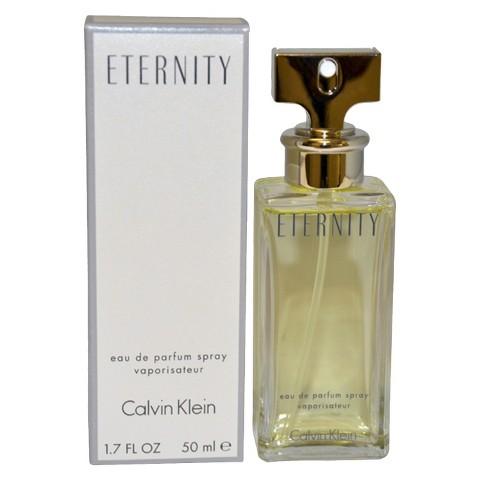 Women's Eternity by Calvin Klein Eau de Parfum Spray