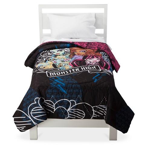 Monster High Comforter