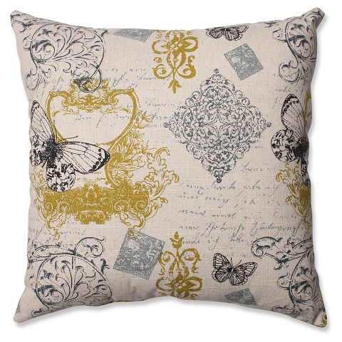 Butterfly Throw Pillow Collection