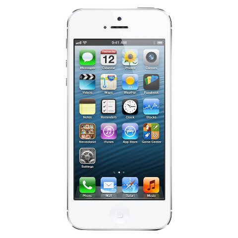 iPhone 5 16GB White - Sprint with 2-year contract