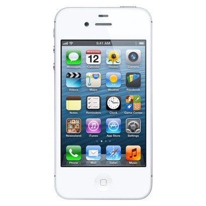 iPhone 4S 16GB White - Sprint with 2-year contract
