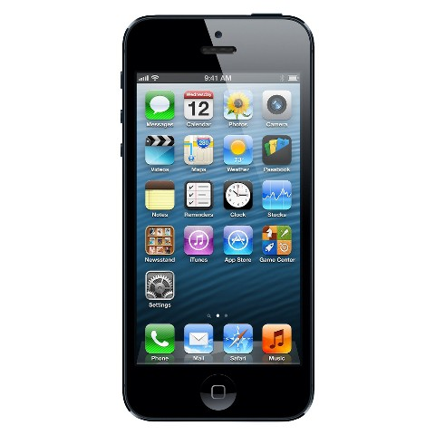 iPhone 5 16GB Black - Sprint with 2-year contract