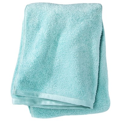 Room Essentials™ Fast Dry Bath Towel - Seafoam Green