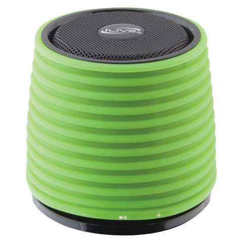 iLive Portable Bluetooth Wireless Speaker - Assorted Colors