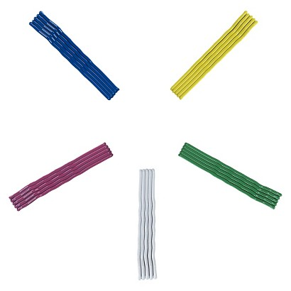 Remington Painted Bobby Pins | Cobalt Pink White Green Yellow