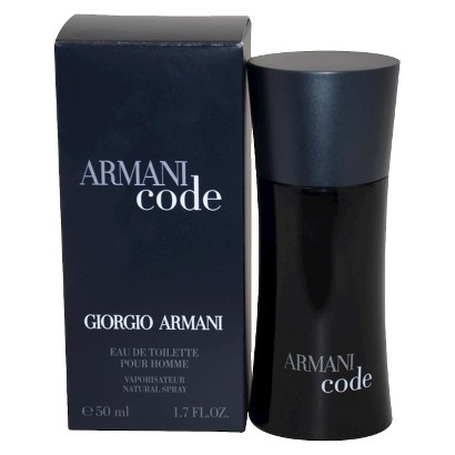 Men's Armani Code by Giorgio Armani Eau de Toilette Spray
